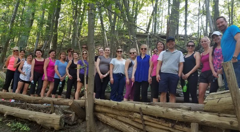 Bozek Orthodontics - Waterdown Dental Annual Hike / Picnic